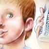 Атопічний дерматит у немовлят
