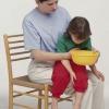 Що робити, якщо дитину рве