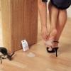 Як швидко вилікувати мозоль на ногах