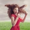 Як відновити пересушені волосся