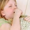 Як вилікувати кашель у дитини?
