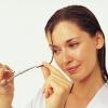 Лікувальні маски для ламких волосся