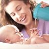 Лікуємо новонародженого від пітниці