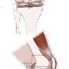 Ліквідація болю в колінних суглобах