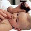 Молочниця у немовлят