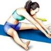 Розтягнення м`язів ноги